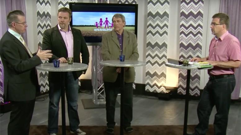 Aito avioliitto TV keskustelu