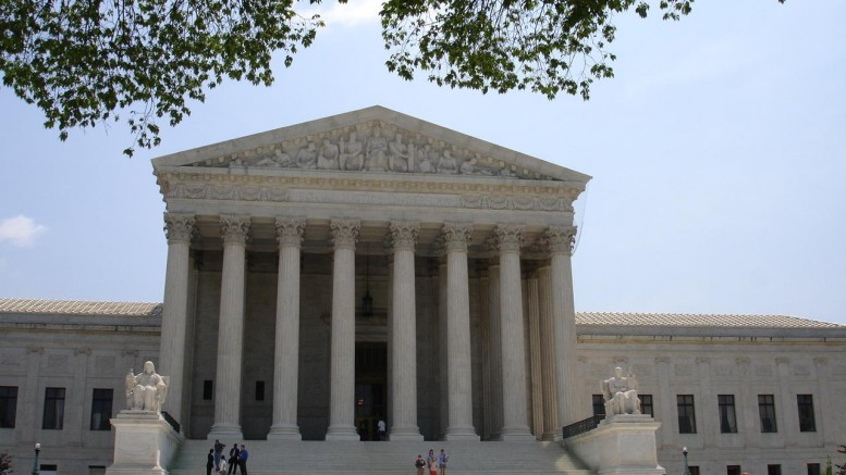 korkeimman oikeuden rakennus kuva: sxc.hu